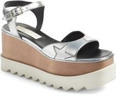 Stella McCartney Star Wedge Platform Sandal (Women)