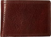 Bosca Men's Dolce Collection - Credit Card Wallet w/ ID Passcase