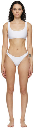 JADE SWIM White Edge and Most Wanted Bikini