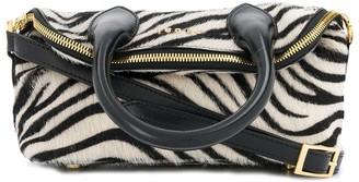 Sacai Zebra Print Mini Bag