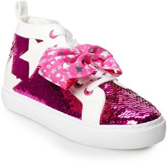 Jo-Jo JoJo Siwa Star Girls' High Top Shoes