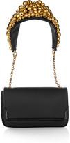 Artemis bell-embellished shoulder bag