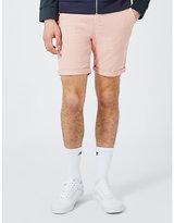 Topman Topman Slim-fit Cotton Shorts
