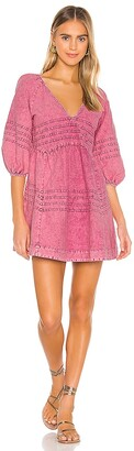 Free People Sweet Surrender Mini Dress. - size L (also