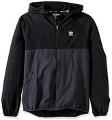 adidas Men's Skateboarding Blackbird Wind Jacket