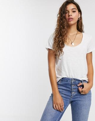 Cotton On Cotton:On Elsa lace detail t-shirt