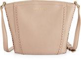 Cole Haan Nickson II Leather Crossbody Bag, Maple Sugar