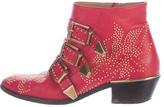 Chloé Susanna Studded Ankle Boots