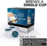 Keurig k-cup ® portion pack cafe escapes cafe vanilla coffee - 16-pk.