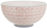 Cecile Round Ceramic Serving Bowl
