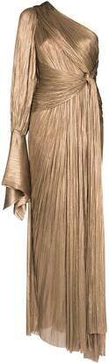 Maria Lucia Hohan Eden one-shoulder gown