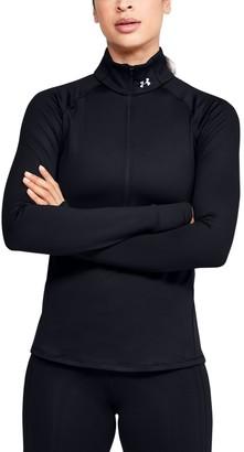 Under Armour Women's UA Cozy Zip Long Sleeve