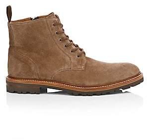 Aquatalia Men's Easton Suede Boots