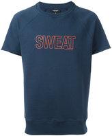 Ron Dorff - Sweat short-sleeved sweatshirt - men - Cotton - S