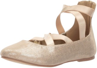 Nine West Girls' FELICIAH Ballet Flat