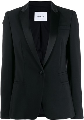 Dondup Tuxedo-style blazer