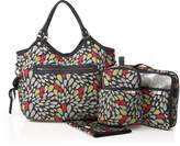 Isoki Hobo Diaper Bag Jewel
