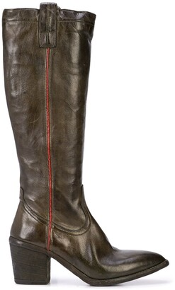 Fauzian Jeunesse' Knee-Length Boots