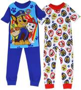 Paw Patrol Boys 2-Pack Pajama Set, Multi