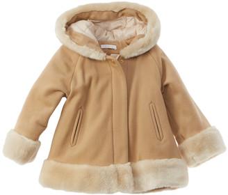 Chloé Wool & Cashmere-Blend Coat