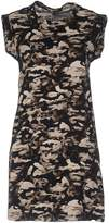 Neil Barrett Short dresses - Item 34689616