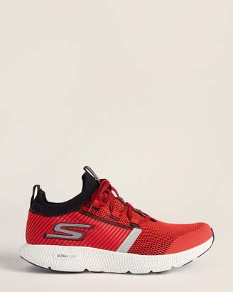 Skechers Red & Black GOrun Horizon Running Sneakers