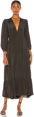 AllSaints Lea Maxi Dress