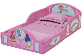 Delta Children Sleep and Play Toddler Sleigh Bed