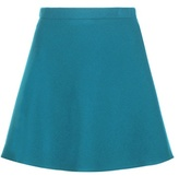 Miu Miu Virgin wool miniskirt
