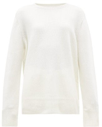 The Row Sibel Wool-blend Sweater - Womens - Ivory