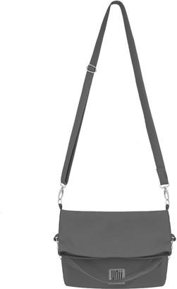 You By Tokarska Leather Handbag Filippa Grey