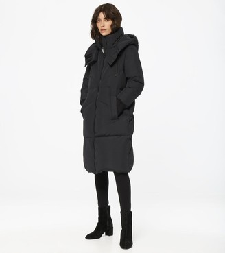 Andrew Marc Faros Long Down Jacket