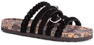 Muk Luks Paisley Sandal