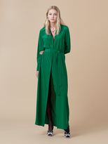 Diane von Furstenberg Long Shirtdress