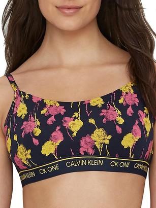Calvin Klein One Cotton Bralette