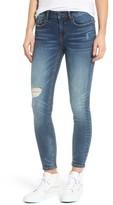 Vigoss Women's Chelsea Ripped Skinny Jeans