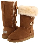 UGG Bailey Button Triplet (Little Kid/Big Kid)
