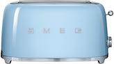 Smeg TSF02 4-Slice 2-Slot Toaster