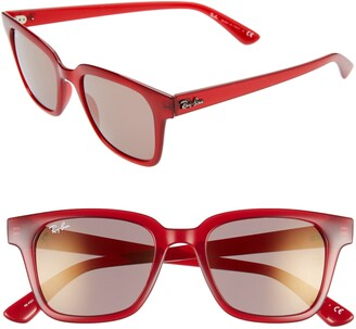 Ray-Ban 52mm Polarized Wayfarer Sunglasses