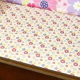 Beansprout Wildflowers Crib Sheet