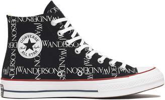 Jw Anderson X Converse Logo Grid Chuck Taylor Sneaker