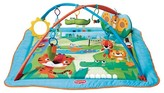 Tiny Love Activity Mat Gymini®; Kick & Play City Safari - Multi-Colored