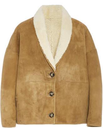 Etoile Isabel Marant Carter Shearling Coat