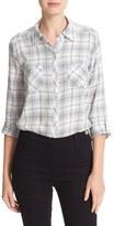 Soft Joie Sequoia Plaid Shirt