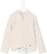 Liu Jo Kids - striped hoodie - kids - Cotton - 2 yrs