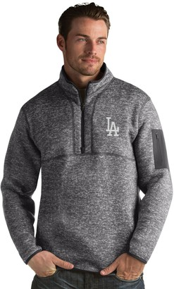 Antigua Men's Los Angeles Dodgers Fortune Pullover