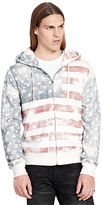 Denim & Supply Ralph Lauren Americana Cotton Terry Hoodie