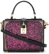 Dolce & Gabbana Dolce box tote - women - Leather/Acrylic - One Size