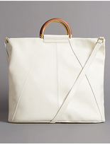 Autograph Pure Leather Shopper Bag