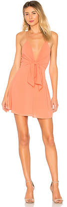 superdown Liliana Tie Front Dress